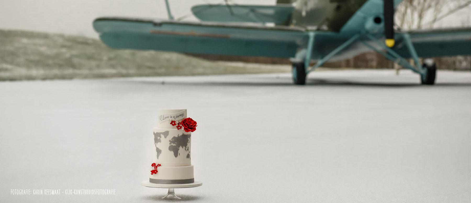 Trend in bruidstaarten