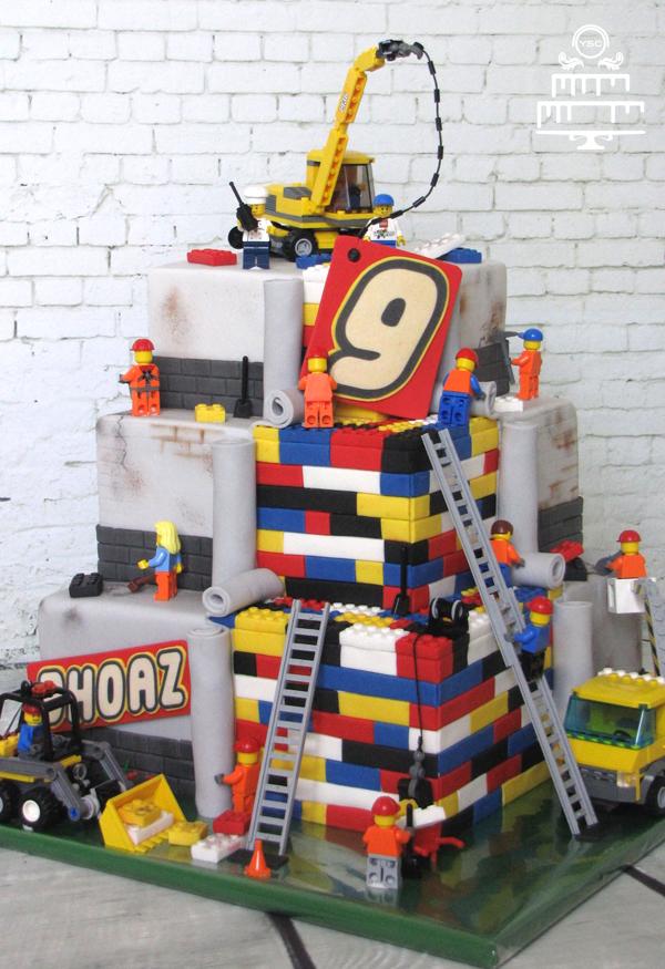 lego taart Lego City taart • Yummie Sweet Cakes lego taart