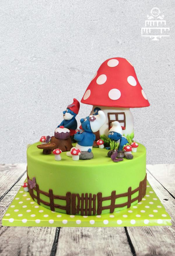Slappe Cakes