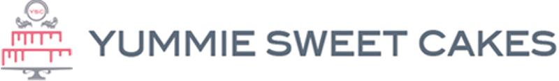 Yummie Sweet Cakes Retina Logo