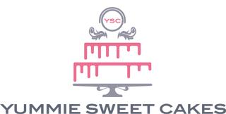 Yummie Sweet Cakes Mobile Retina Logo