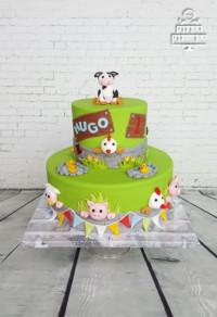 Taart, exclusief en hoogst persoonlijk - Yummie Sweet Cakes