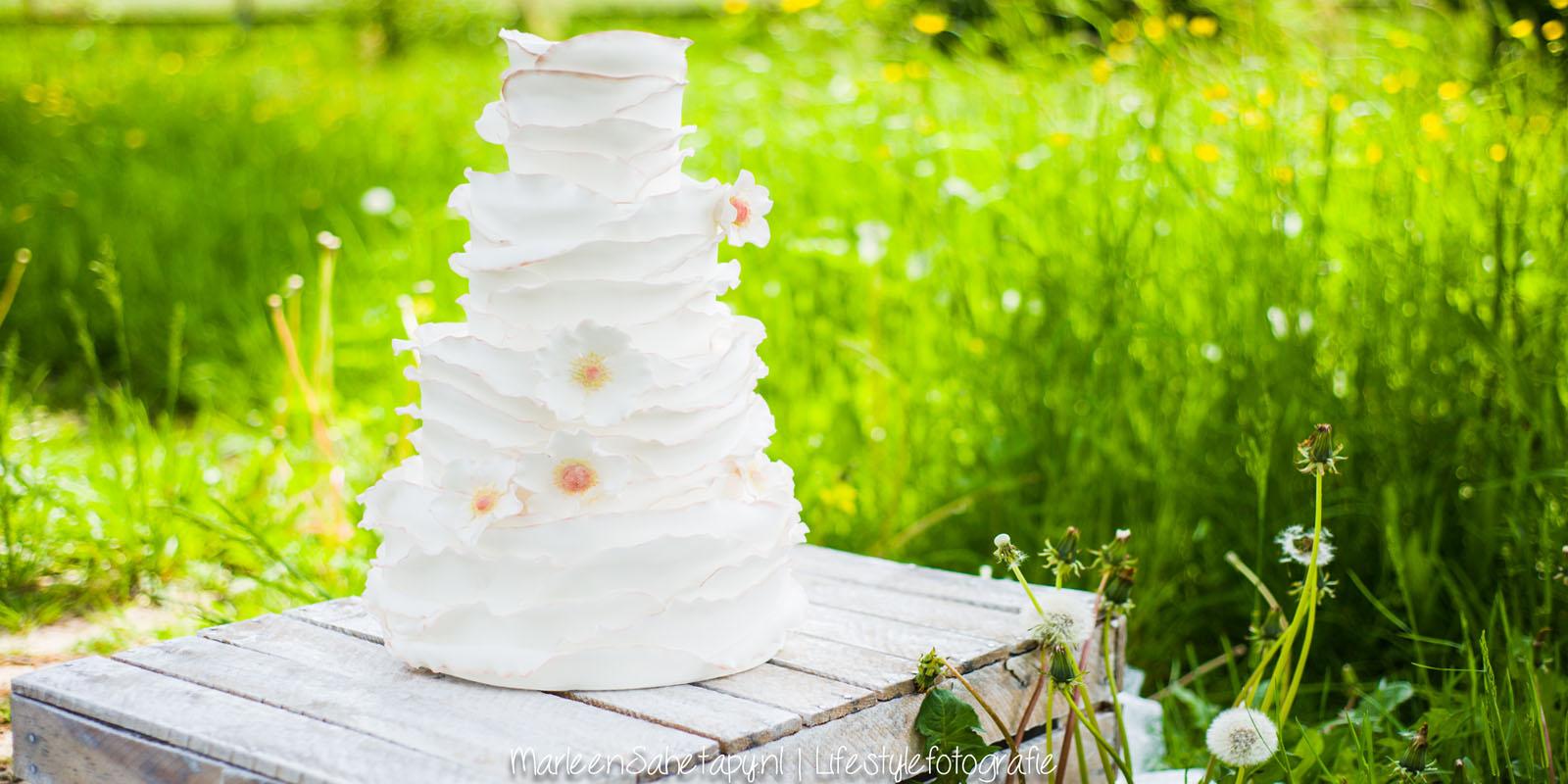 Lente bruiloft shoot