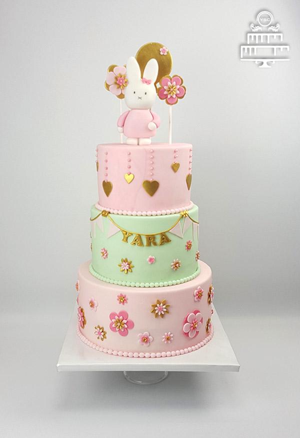 taart 1e verjaardag Nog een eerste verjaardag • Yummie Sweet Cakes taart 1e verjaardag