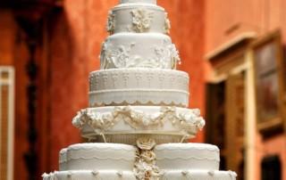 De Royal Wedding Cake