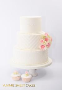 Bruidstaart in Apeldoorn