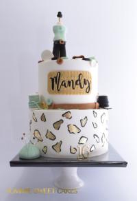 Een fashion cake