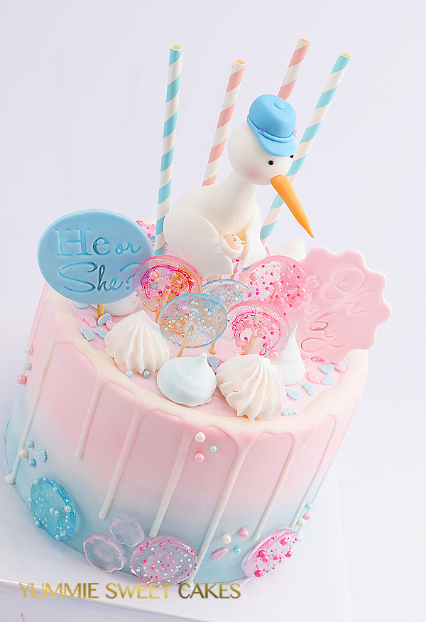 Is it a Boy or girl cake